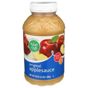 Applesauce, Original