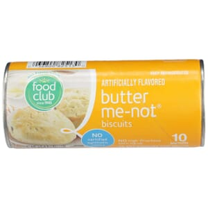 Butter Me-Not Biscuits