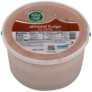 Almond Fudge Ice Cream