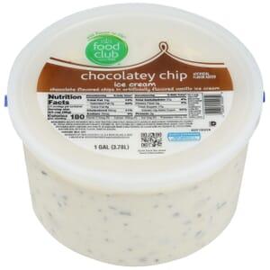 Chocolatey Chip Ice Cream