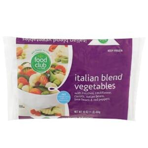 Italian Blend Vegetables