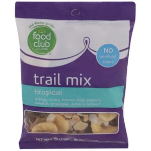 Trail Mix, Tropical