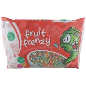 Fruit Frenzy Multi-Grain Cereal