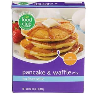 Pancake & Waffle Mix, Buttermilk