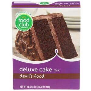 Devil's Food Deluxe Cake Mix