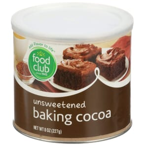 Unsweetened Baking Cocoa