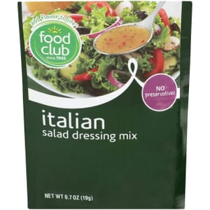 Italian Salad Dressing Mix