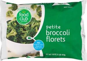 Broccoli Florets, Petite