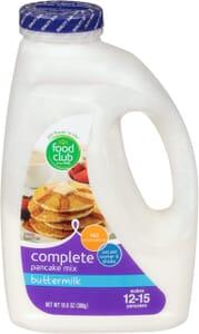 Complete Pancake Mix, Buttermilk