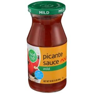 Picante Sauce, Mild