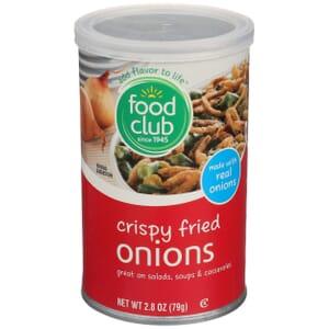 Crispy Fried Onions