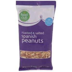 Spanish Peanuts, Roasted & Salted