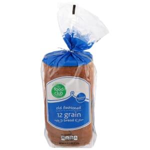 12 Grain Bread, Old Fashioned