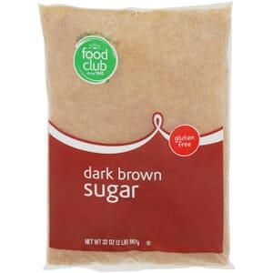 Dark Brown Sugar