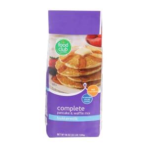 Complete Pancake & Waffle Mix, Buttermilk