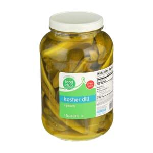 Kosher Dill Spears