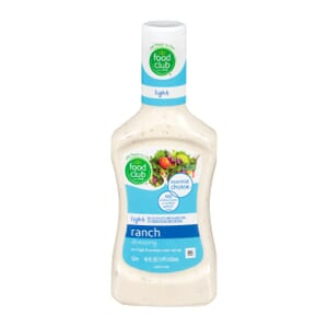 Light Ranch Dressing