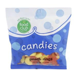 Peach Rings Candies