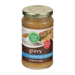 Homestyle Chicken Gravy