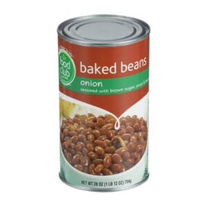 Baked Beans, Onion