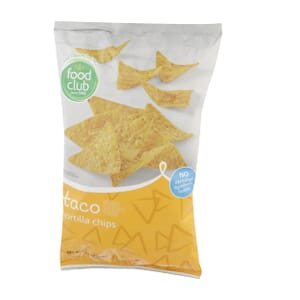 Taco Tortilla Chips
