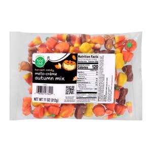 Mello-Creme Autumn Mix Harvest Candy